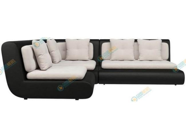 Диван модульный Кормак-2 дельфин 280х80х224