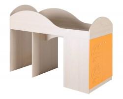 Кровать-чердак Маугли (80х190)