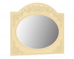 Зеркало Соня в цвете Ваниль Шагрень