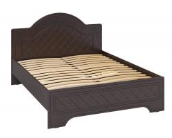 Кровать Соня Премиум в цвете Патина Венге