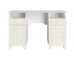 Туалетный столик Соня Премиум в цвете Патина Ясень