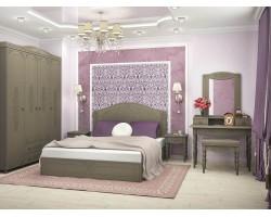 Спальня Ассоль Плюс в цвете Грей