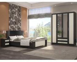 Спальня Юлианна в цвете Дуб феррара