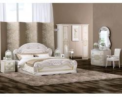 Спальня Лара в цвете Бежевый