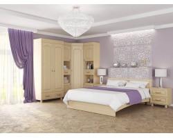 Спальня Элизабет в цвете Клен