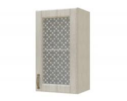 Шкаф-витрина однодверный Николь 40 см