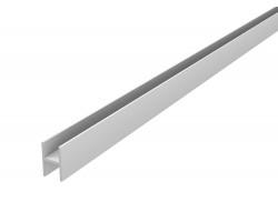 Планка соединительная для стеновой панели СТ-1 матовая фото