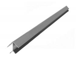Планка угловая для стеновой панели СТ-46 фото