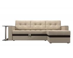 Кухонный диван Атланта М (экокожа)