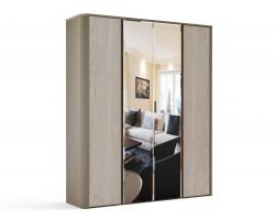 Шкаф распашной 4-х дверный Лацио