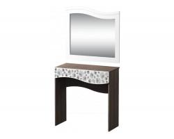 Столик туалетный Трюмо с зеркалом Елена