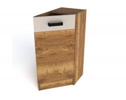 Кухонный гарнитур, шкаф, шкаф для кухни Стол СТ-30 торцевой правый без столешницы Адель