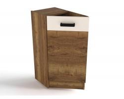 Шкаф для кухни, кухонный гарнитур, шкаф Стол СТ-30 торцевой левый без столешницы Адель
