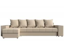 Кухонный диван Угловой Дубай Левый