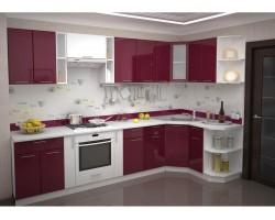 Кухня Валерия М Цвет каркаса Белый