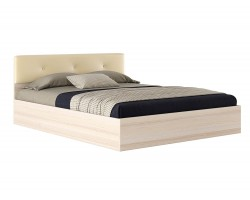 Кровать с матрасом Виктория ЭКО-П (160х200) фото