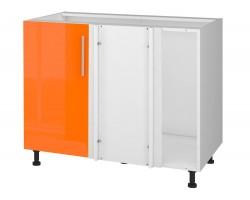 Шкаф напольный угловой Хелена 100/40 см