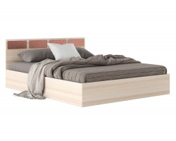Кровать с матрасом ГОСТ Виктория-С (160х200)
