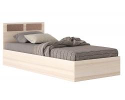 Кровать с матрасом ГОСТ Виктория-С (90х200) фото