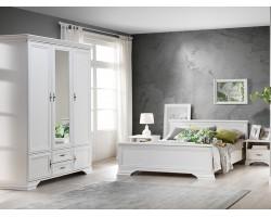 Спальня Кентаки Белый