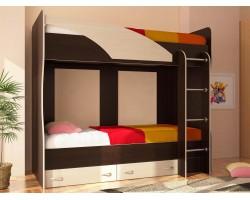 Матрас Двухъярусная кровать Мийа