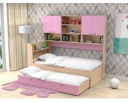 Прикроватная тумба Двухъярусная кровать Golden Kids 8 (80х190/75х185)