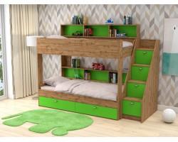 Тумба прикроватная Двухъярусная кровать Golden Kids 10 (90х190)
