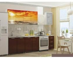 Кухня Закат 2000 фото