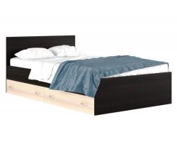 Кровать односпальная с ящиками и матрасом Promo B Cocos Виктория (120х200)