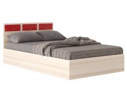 Кровать односпальная с матрасом ГОСТ Виктория-С (120х200)