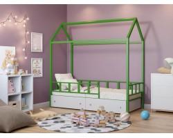 Кровать-домик с ящиком Риччи (90х190)