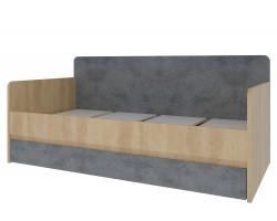 Кровать односпальная Киото