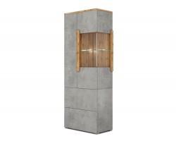 Шкаф-витрина Римини