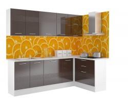 Кухонный гарнитур Угловая Люкс