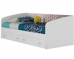 Кровать односпальная Уника