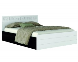 Кровать с матрасом ГОСТ Афина (160х200) фото