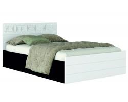 Кровать с матрасом ГОСТ Афина (140х200) фото