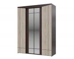 Шкаф распашной 4-х дверный Парма