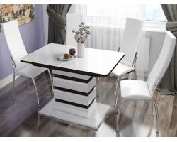 Стол для кухни раздвижной обеденный Джаз