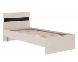 Кровать односпальная Техно в цвете Сосна карелия