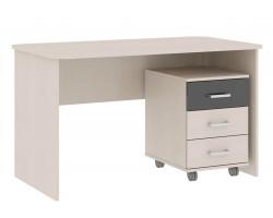 Письменный стол Техно в цвете Сосна карелия