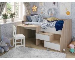 Детская кровать Алиса (80х190)