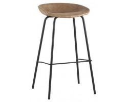 Барный стул Stool Group Beetle Lite PU бежевый [8319TB BEIGE]
