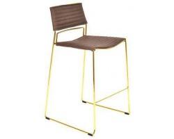 Барный стул Stool Group Дэйзи коричневый [FDC8051 PU BROWN]