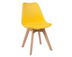 Стул Stool Group Frankfurt желтый [Y863 yellow]