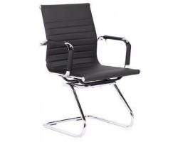 Офисное кресло Stool Group TopChairs Visit черный [D-101L black]