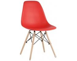 Стул Stool Group Eames DSW красный [8056PP RED]