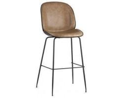 Барный стул Stool Group Beetle PU бежевый [9329C BEIGE]