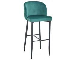 Барный стул Stool Group Оскар вельвет изумрудный [MC11B VELVET HLR-56 DUAL]
