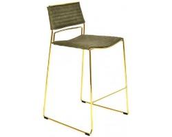 Барный стул Stool Group Дэйзи зеленый [FDC8051 PU GREEN]